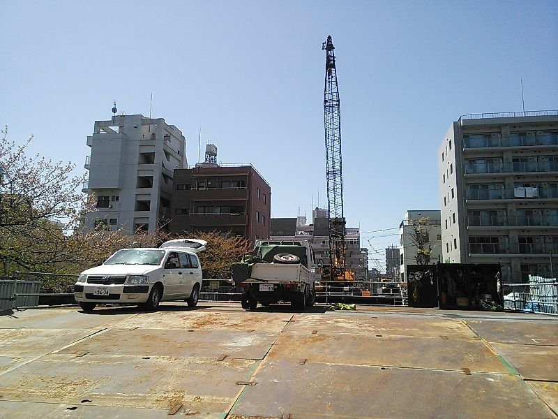 自転車の 自転車 錦糸町 撤去 : いたちの探検日記: 水辺を歩く